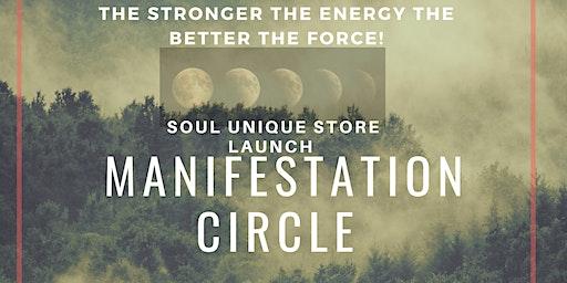 Soul Unique Store Launch Manifestation Night