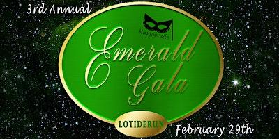 3rd Annual Lo Tide Emerald Gala