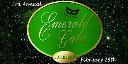 3rd Annual Lo Tide Emerald Gala