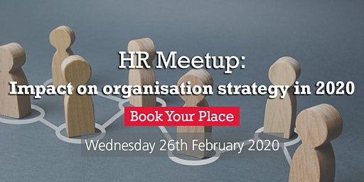 HR Meetup: Impact on organisational strategy in 2020 (PB)