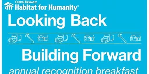 Annual Looking Back Building Forward Breakfast