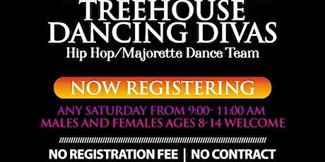 FREE YOUTH HIP HOP/MAJORETTE DANCE CLASSES AGES 8-14 tickets
