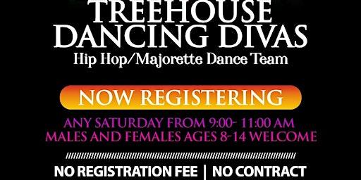 FREE YOUTH HIP HOP/MAJORETTE DANCE CLASSES AGES 8-14