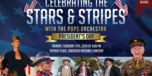 Celebrating the Stars & Stripes with The Pops Orchestra