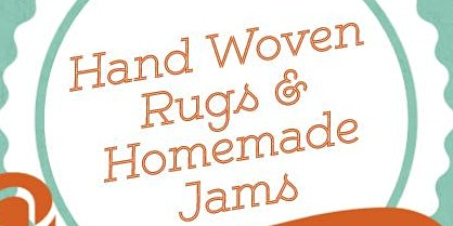 Hand Woven Rugs Demonstration & Sale