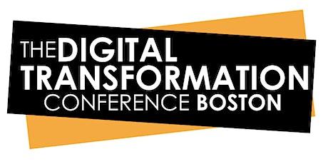Digital Transformation Conference   Boston 2020 tickets