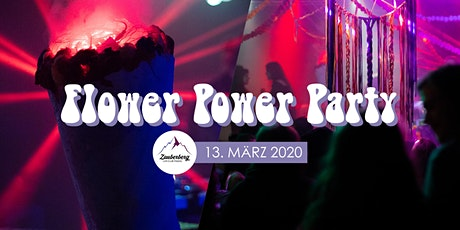 Flower Power Party mit  Mary Jane's Soundgarden Tickets