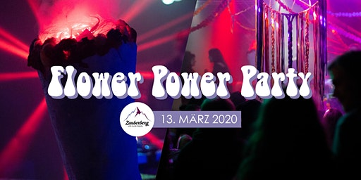 Flower Power Party mit  Mary Jane's Soundgarden