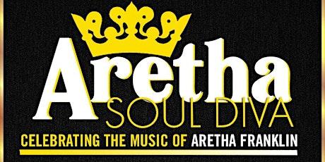 Hideaway presents Aretha Soul Diva (Saturday) tickets