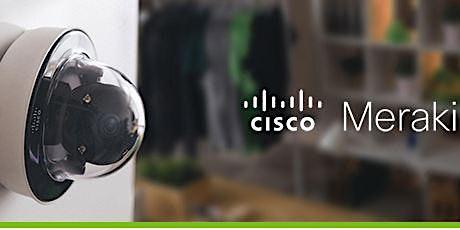 Ingram Micro Presents: Cisco Meraki MV Lunch and Learn tickets