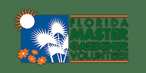 Annual Alachua County Master Gardener Volunteer Recognition Brunch