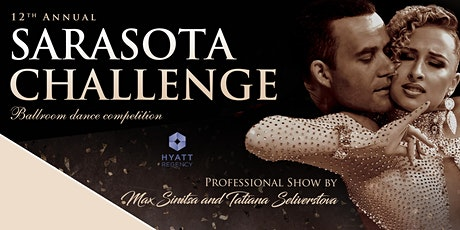 Sarasota Challenge-12th annual Ballroom dance competition tickets