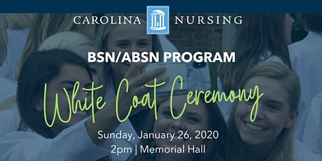 White Coat Ceremony - Faculty Registration tickets