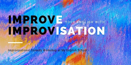 Improvisation Workshop (in English!) billets