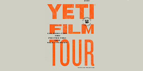 YETI Film Tour tickets