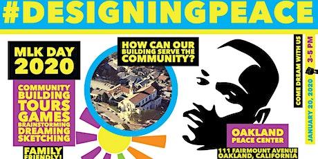 MLK Day 2020: #DesigningPeace tickets