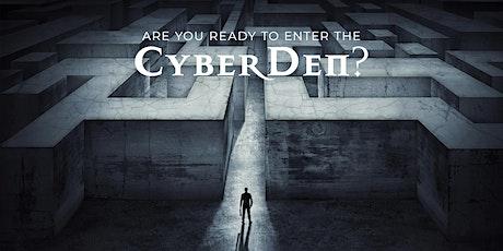 CyberDen tickets