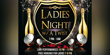 Ladies Night w/ A Twist tickets