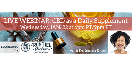 Ellementa Online Presents: Straight Talk on CBD as a Daily Supplement  tickets