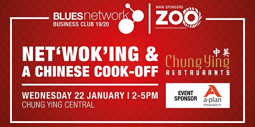Blues Network Business Club – Chinese New Year Special
