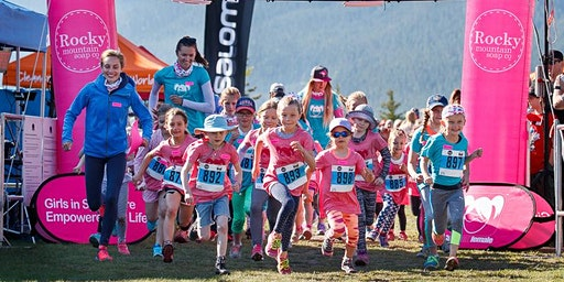 Fast and Female Girl's Run - Canmore (AB) - Sunday May 24