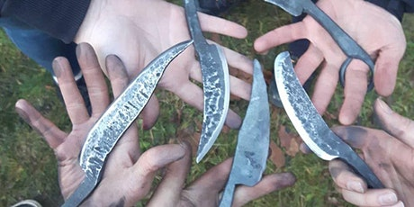 Make Your Own Mild Steel Knife - Blacksmith Workshop tickets