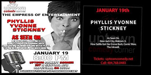 Phyllis Yvonne Stickney: The Empress of Entertainment