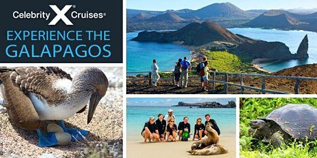 Explore The Galapagos With Celebrity Cruises tickets