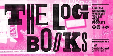 The Log Books: The History of Islington's LGBT Switchboard tickets