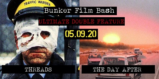 Bunker Film Bash: The Ultimate Nuclear Armageddon Double Feature