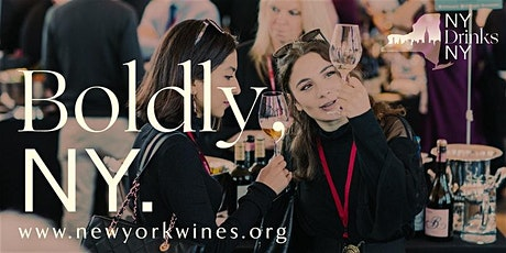 2020 NY Drinks NY Grand Tasting Event Sponsorship Opportunities tickets