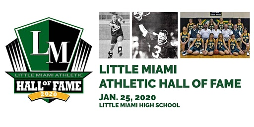 2020 Little Miami Athletic Hall of Fame Dinner