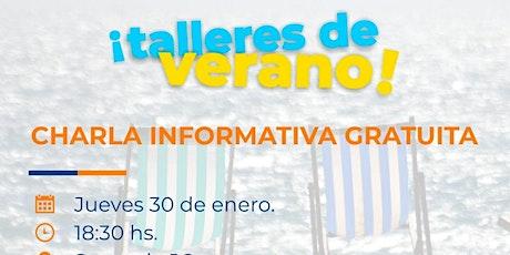 CHARLA GRATUITA SOBRE FORMACIÓN EN COACHING ONTOLÓGICO tickets
