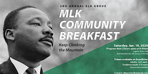 2nd Annual MLK Community Breakfast