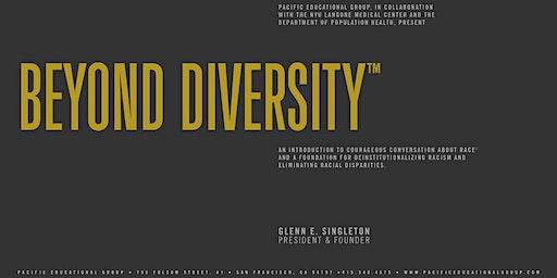 Beyond Diversity, March 5 & 6, 2020