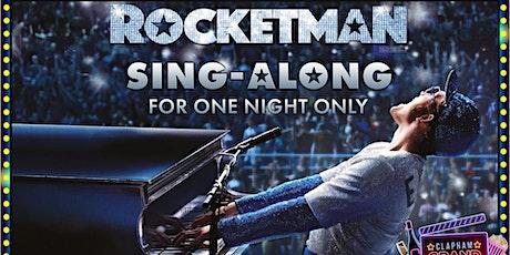 Rocketman Sing-Along Movie Night tickets