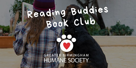 PAWsitive Education Reading Buddies Book Club tickets
