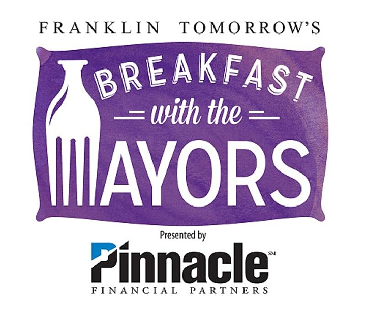 Franklin Tomorrow Breakfast With the Mayors image