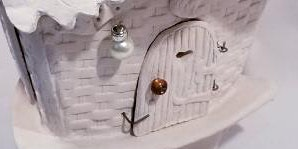 Build a Whimsical Clay Bird House  with Denise Kupiszewski.