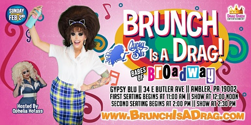 Brunch is A Drag - Babes of Broadway