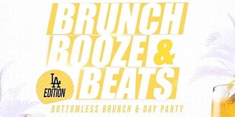 Brunch Booze & Beats - L.A. Brunch & Day Party - Presidents' Weekend tickets