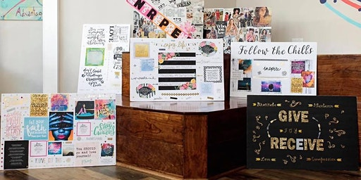A Vision Board Party!