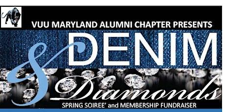 Denim and Diamonds Soirée and Membership Drive tickets