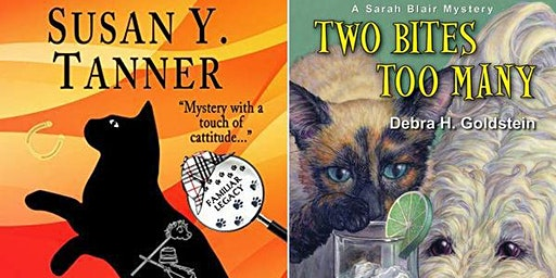 """Debra Goldstein - """"Two Bites Too Many"""" / Susan Tanner - """"Trouble in Action"""""""
