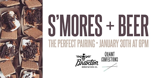 S'mores & Beer Pairing