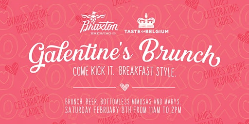 Galentine's Day Brunch