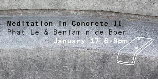 Meditation in Concrete II
