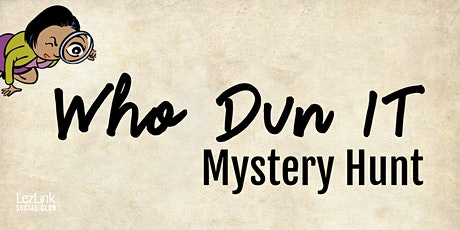 Who Dun IT Mystery Hunt! tickets