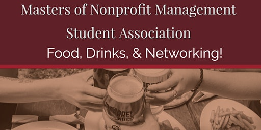 MNM Student Association Dinner with Jake Blumberg