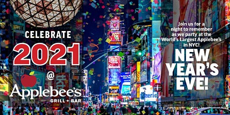 All-Inclusive New Year's Eve Party in the Heart of Times Square (50th St.) tickets